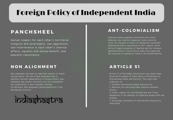 principles-foreign-policy-india