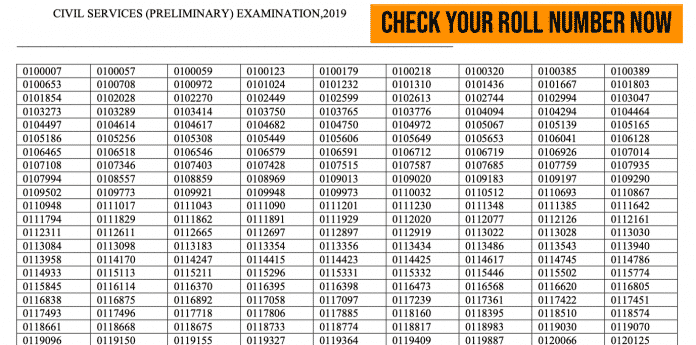 upsc-prelims-2019-results